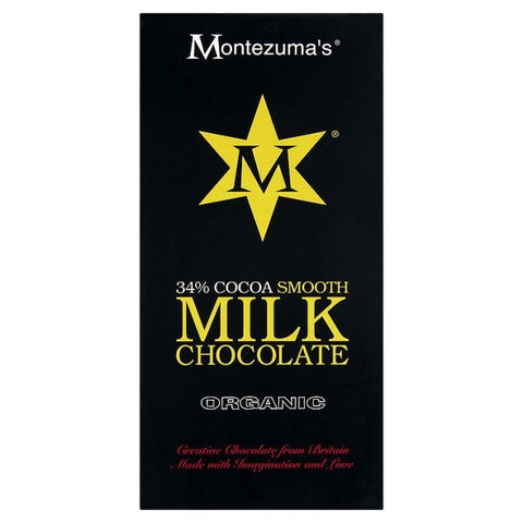 Organic Smooth Milk Chocolate
