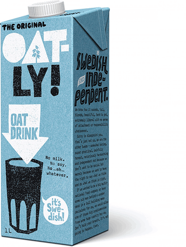 Oat Drink Enriched with Calcium & Vitamins