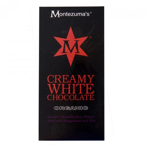 Organic Creamy White Chocolate