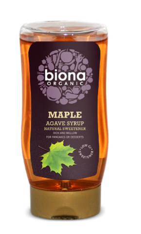 Organic Maple Agave Syrup