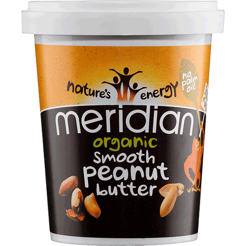 Organic Peanut Butter Smooth