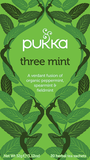 Organic Three Mint Tea