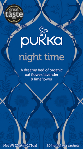 Organic Night Time Tea