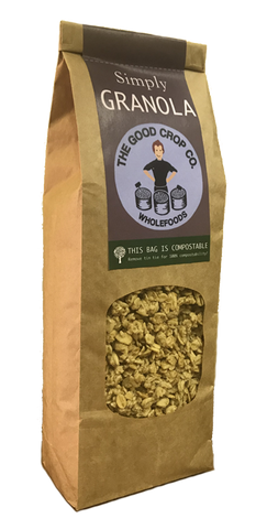 The good crop company granola