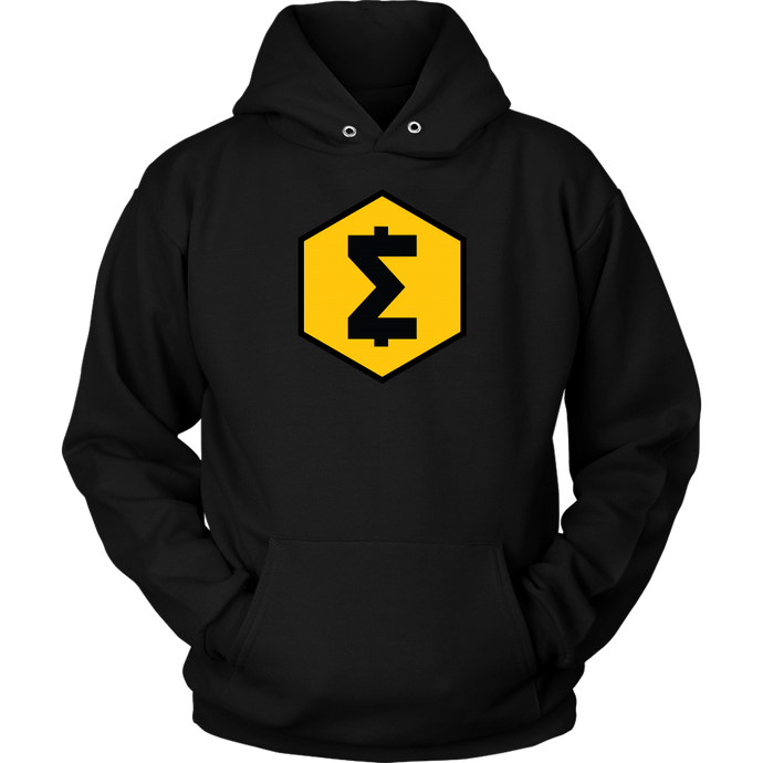 SmartCash (SMART) Full Chest Symbol Hoodie