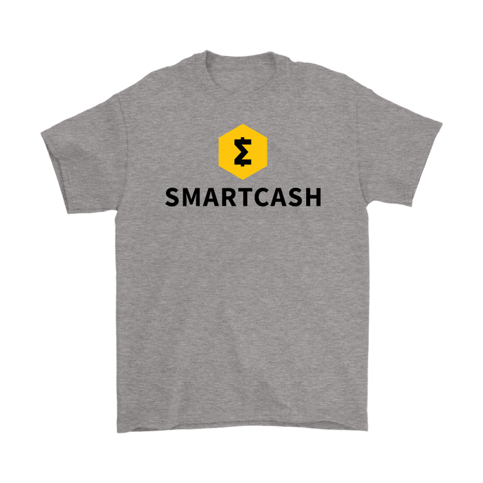 SmartCash (SMART) Full Chest Logo T-Shirt