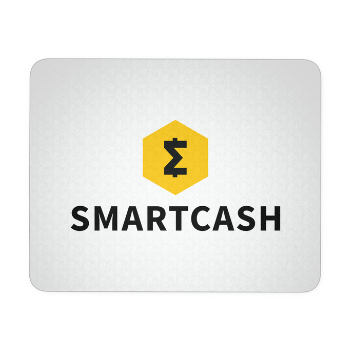 SmartCash (SMART) Mouse Pad