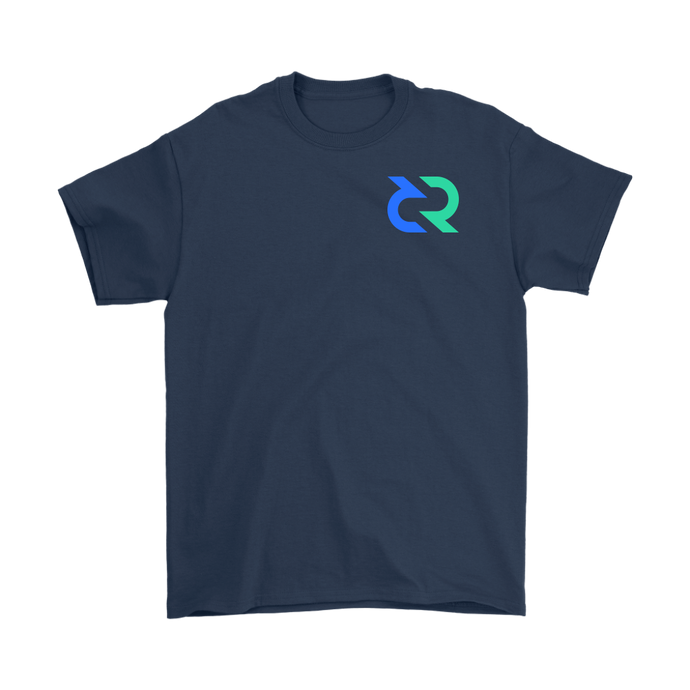 Decred (DCR) Symbol Upper Chest T-Shirt