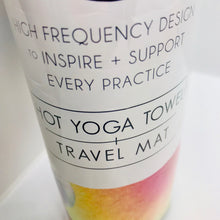 Load image into Gallery viewer, Hot Yoga Towel - Travel Mat