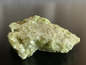 Small Vesuvianite