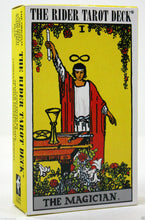 Load image into Gallery viewer, Classic Rider-Waite Tarot Deck