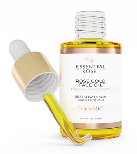 Essential Rose Life Rose Gold Face Oil