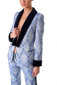 Van Gogh Silk & Velvet ( Suit & Jacket )