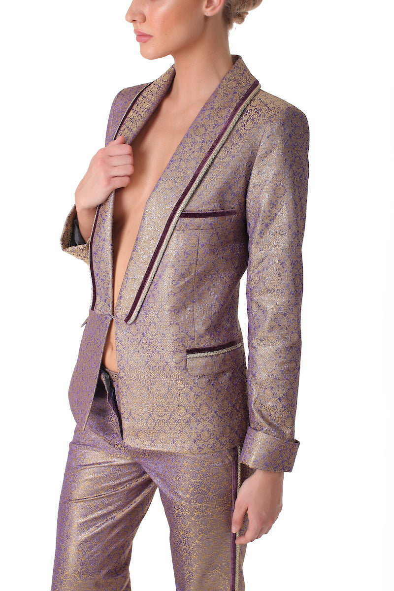 French Suit Jacket