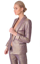 French Suit Silk & Velvet ( Suit & Jacket )