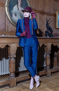Raphael Silk & Velvet ( Suit & Jacket )