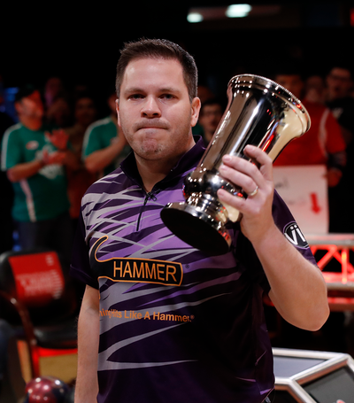 Bill O'Neill wins the 2019 PBA Hall of Fame Classic!