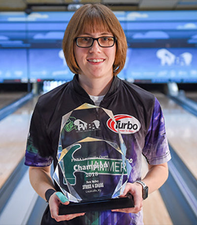 Hammer's Erin McCarthy Wins First Tour Title At PWBA Louisville Open