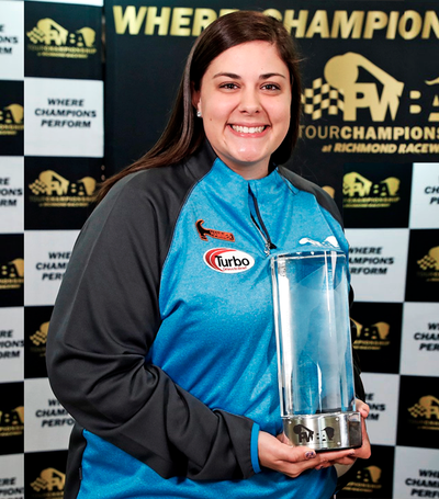 Jordan Richard 2018 PWBA Rookie of the Year