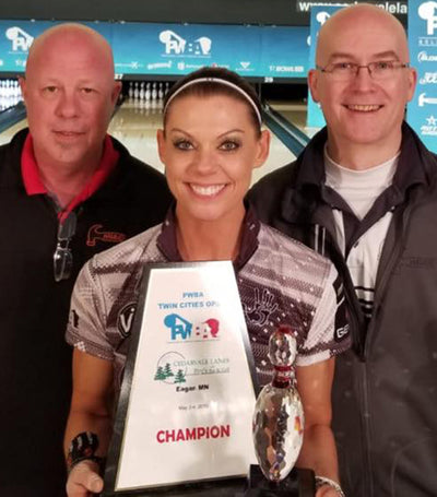 Shannon O'Keefe Wins PWBA Twin Cities Open