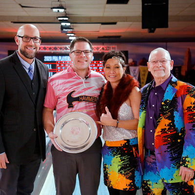 Bill O'Neill Wins 2020 PBA Players Championship
