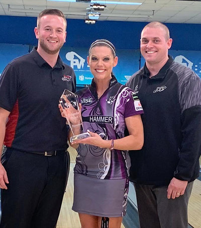 SHANNON O'KEEFE WINS FOURTH TITLE OF 2019 AT BOWLERX.COM PWBA ORLANDO OPEN