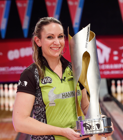 Stefanie Johnson wins 2018 QuibicaAMF PWBA Players Championship