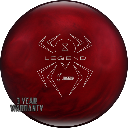 Black Widow Red Legend