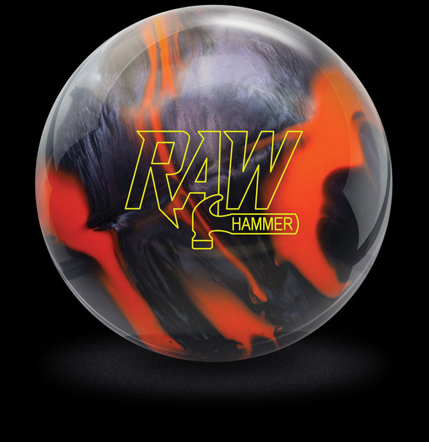 Raw Hammer™ - Orange / Black