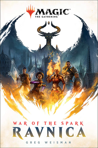 War Of The Spark: Ravnica Novel Review