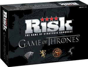 Risk Game Of Thrones Edition