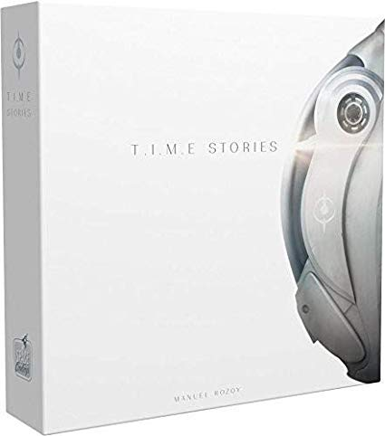 Time Stories (including Asylum Mission)