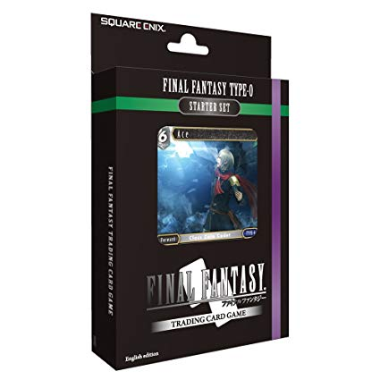 Final Fantasy Type 0 Starter Set