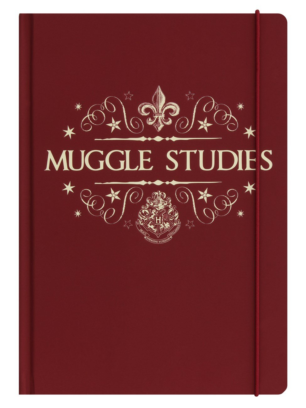 Muggle Studies A5 Notebook Harry Potter