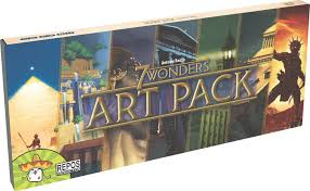 7 Wonders - Art Pack expansion