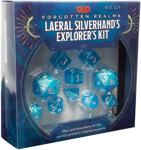 Laeral Silverhand's Explorer's kit - Dice set