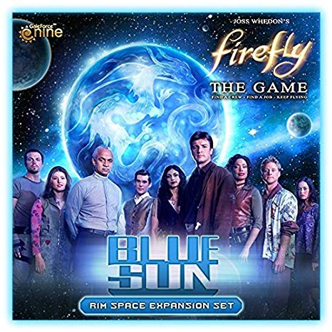 Blue Sun: Firefly Boardgame Exp