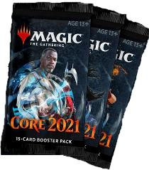 Core 2021 Boosters