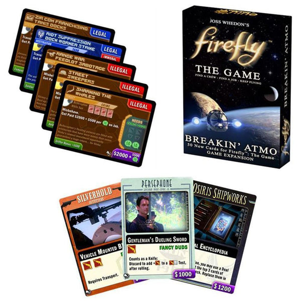 Breakin Atmo (Firefly Game Expansion)