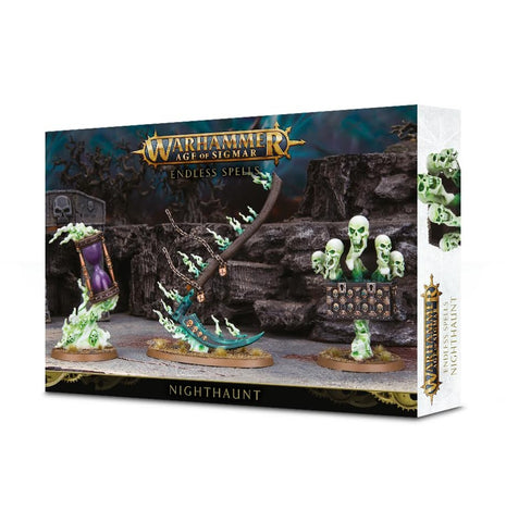 Nighthaunt Endless Spells