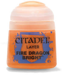 Layer - Fire Dragon Bright