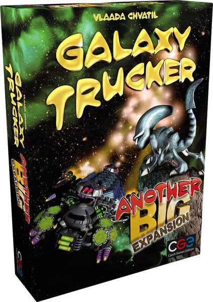 Galaxy Trucker. Another Big Expansion
