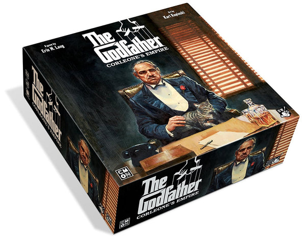 The Godfather Board game