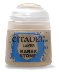 Layer - Karak Stone