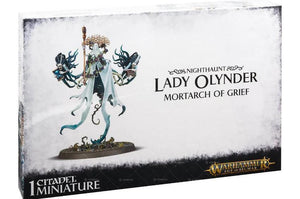 Nighthaunt Lady Olynder, Mortarch of Grief