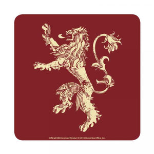Lannister Coaster - Game of Thrones