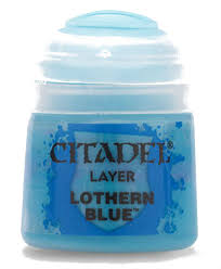 Layer - Lothern Blue