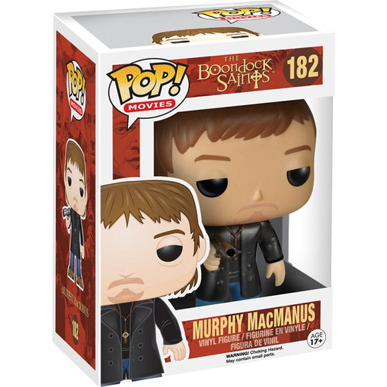 Boondock Saints Pop. Murphy Macmanus