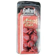 Fallout: Nuka Cola Caps Set