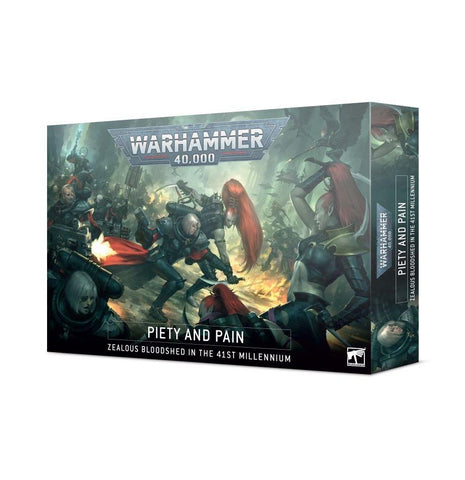 Piety and Pain - Warhammer 40,000